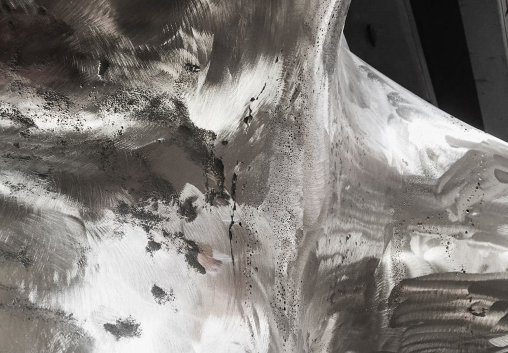 Cast Bronze Detail