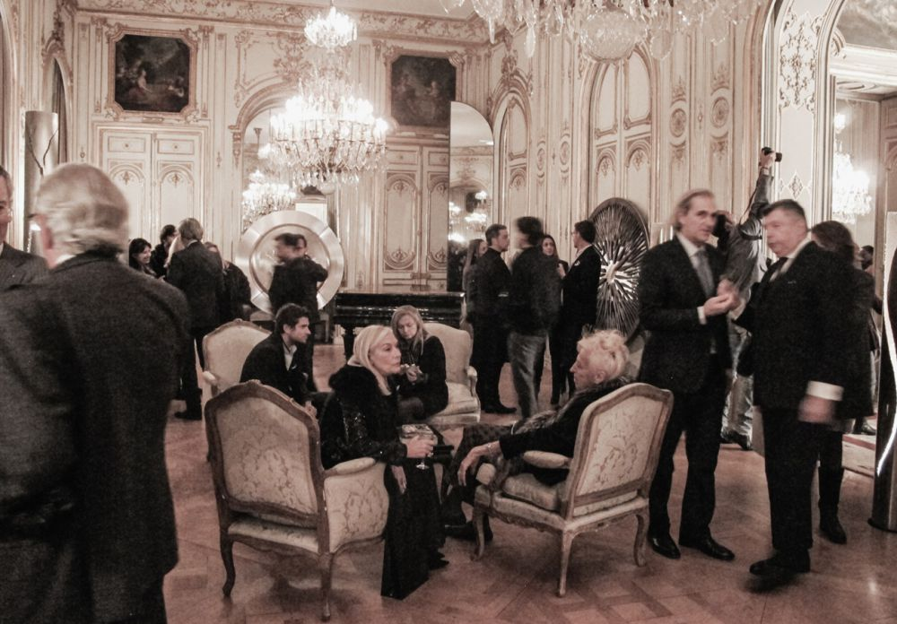 Studio Life 60 - Official Reception at the Embassy in Paris