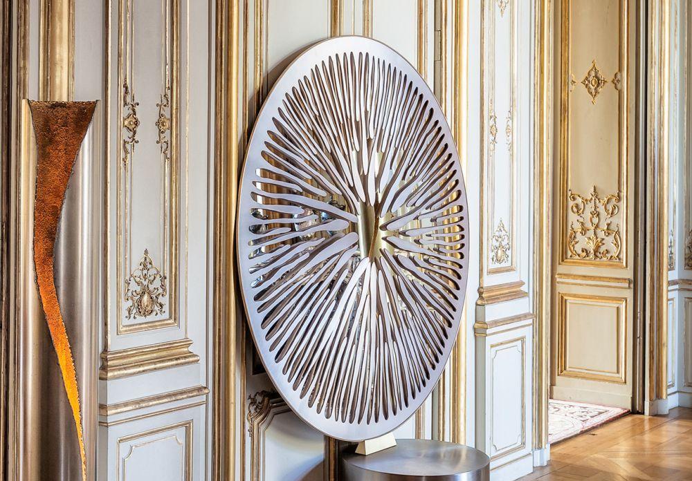 PUPIL LIGHT ROSE at the Italian Embassy in Paris
