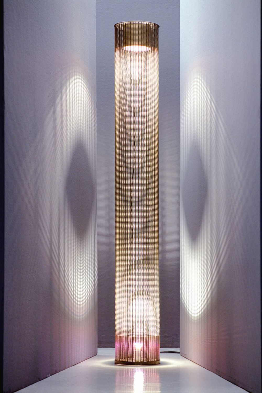 SUMI Sculptural Lighting : Stainless Steel