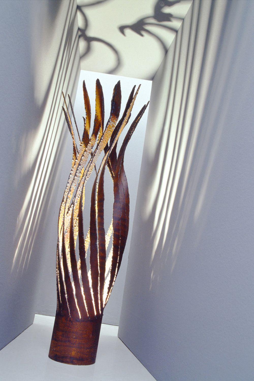 HALGA  Sculptural Lighting : Iron