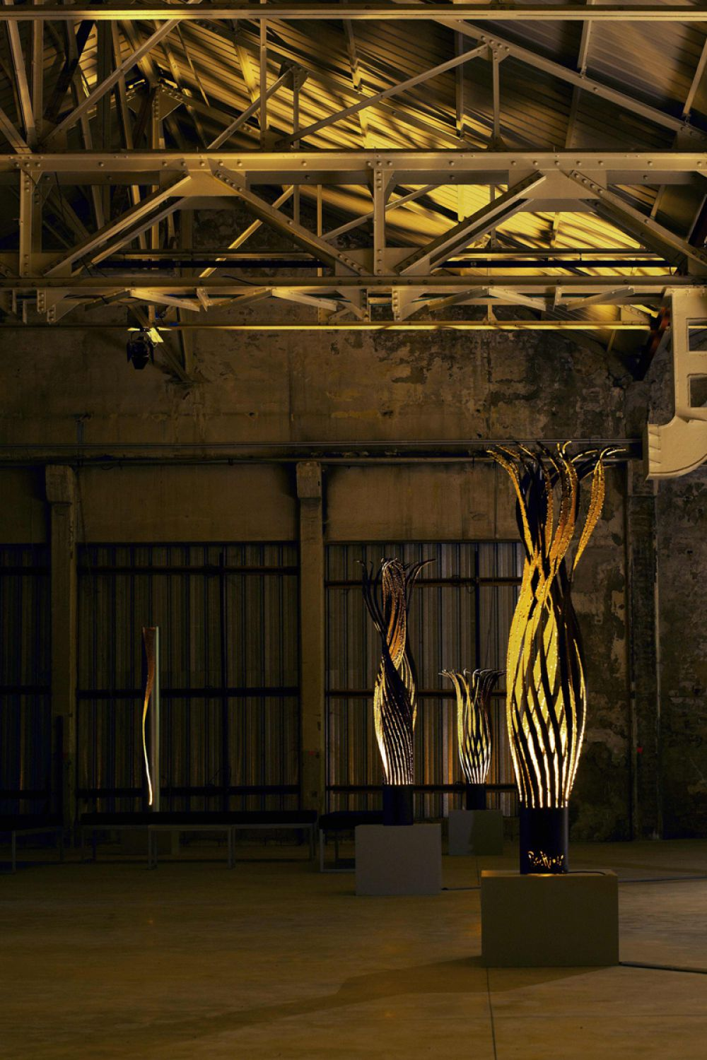 Installation at HANGAR BICOCCA - Milan