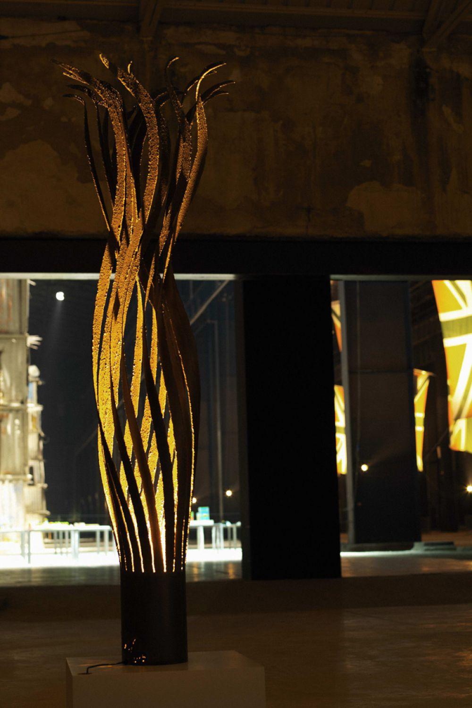 Installation at HANGAR BICOCCA - Milan