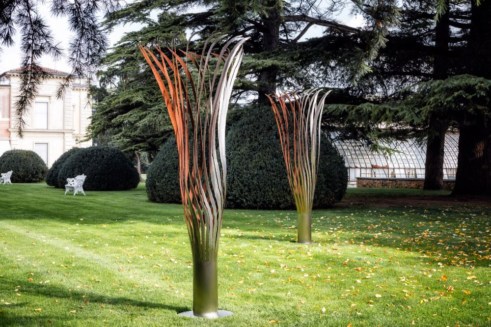 KOICEA Stainless Steel Sprouts in a private park