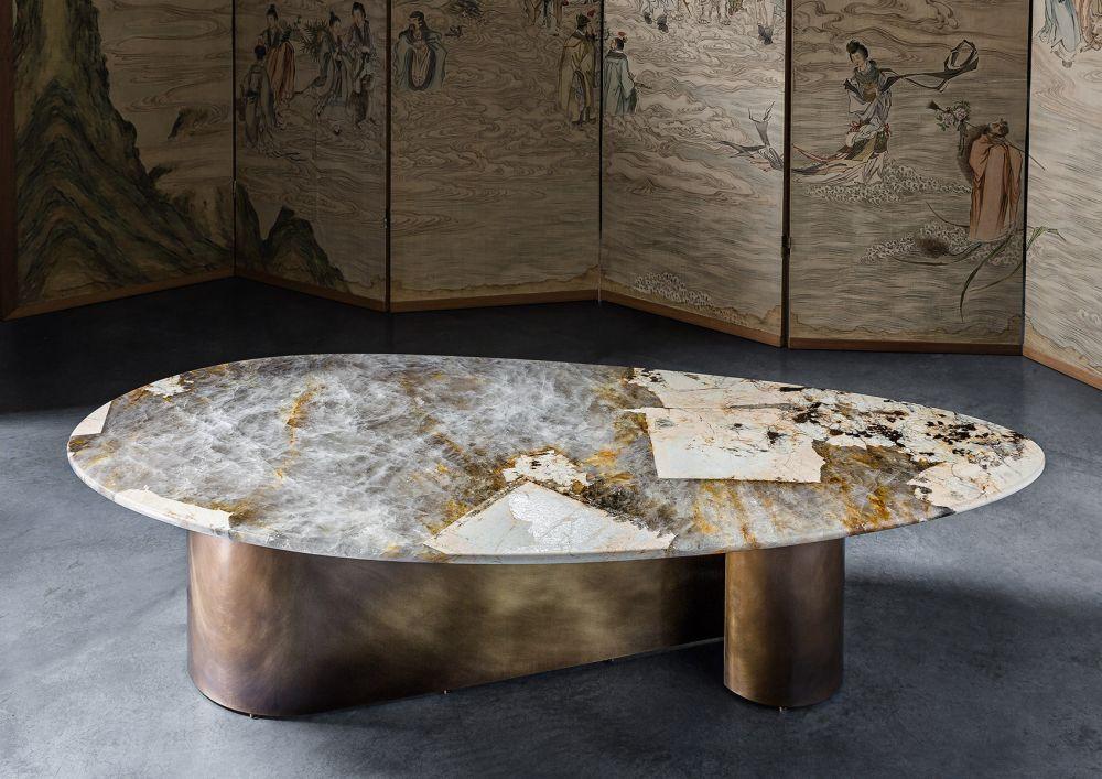 CUSI sculptural Table